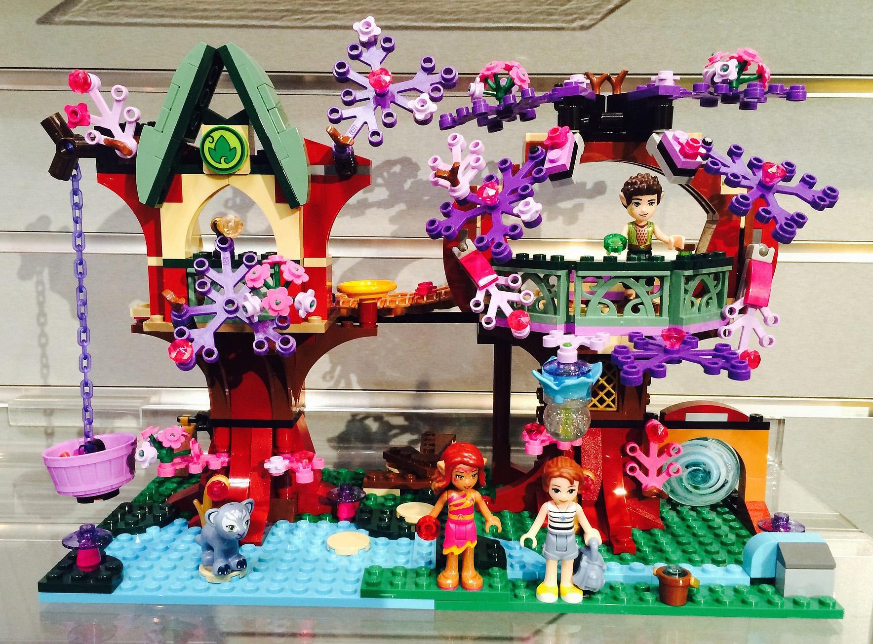 Lego Elves Set