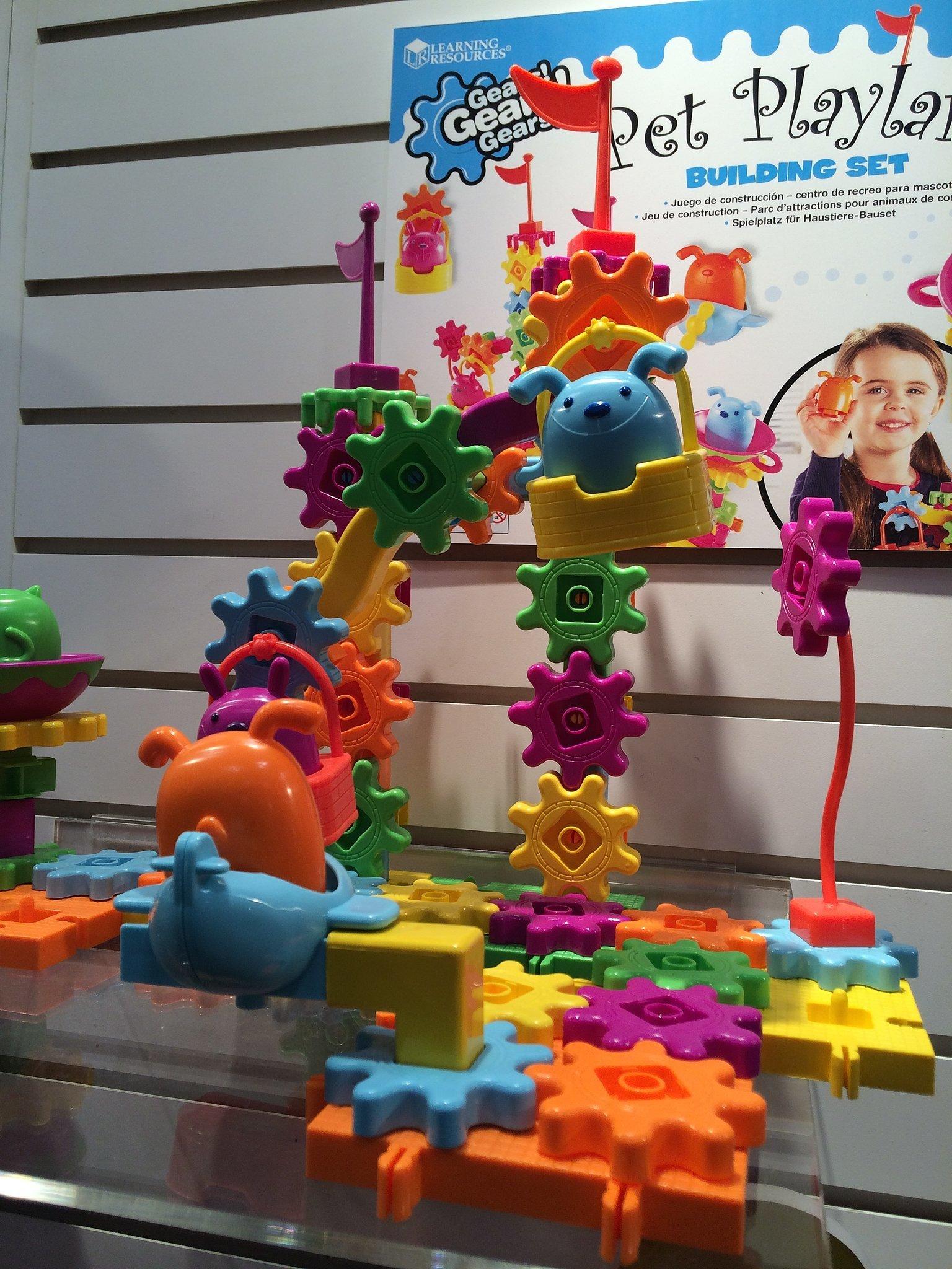 Gear Toy Set