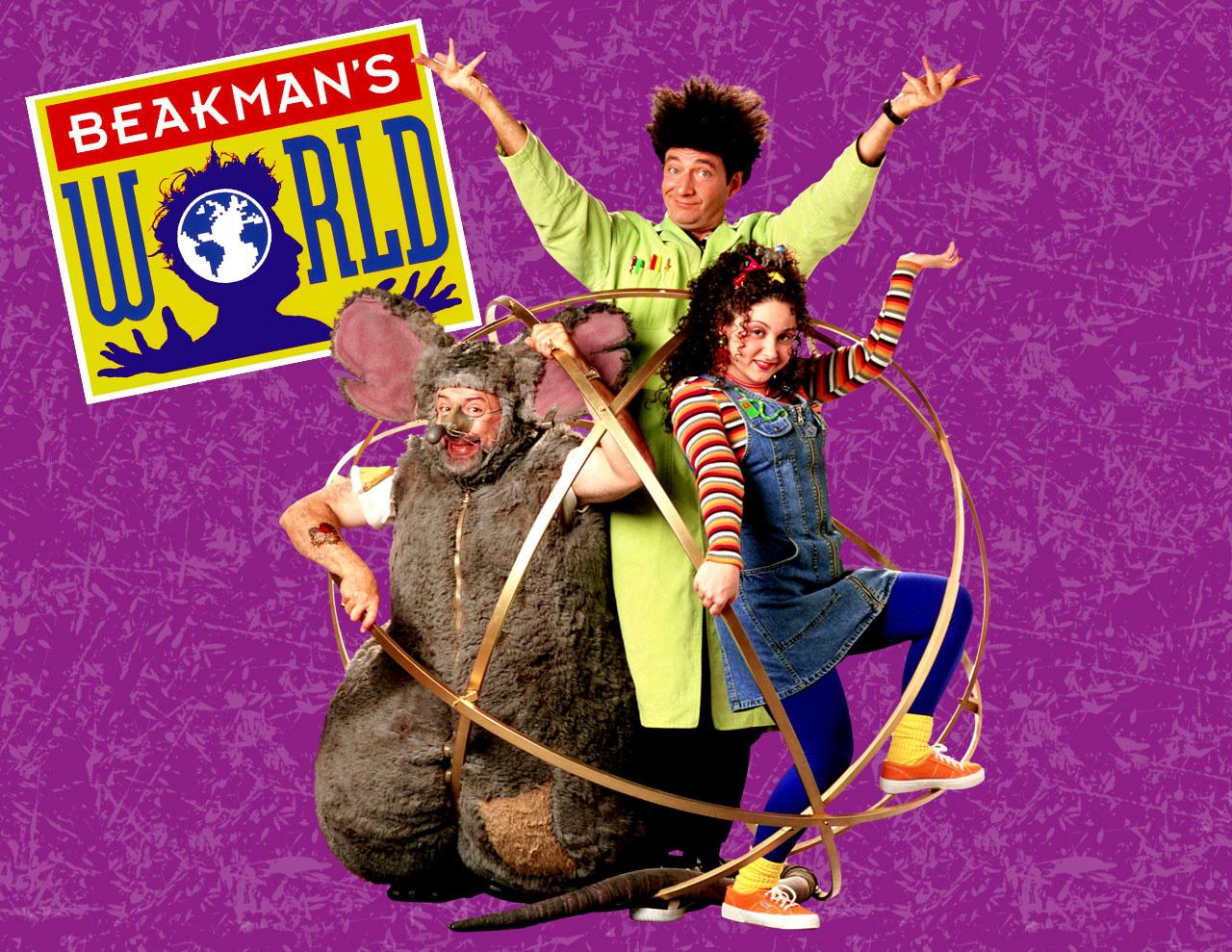 Beakman's World Cast
