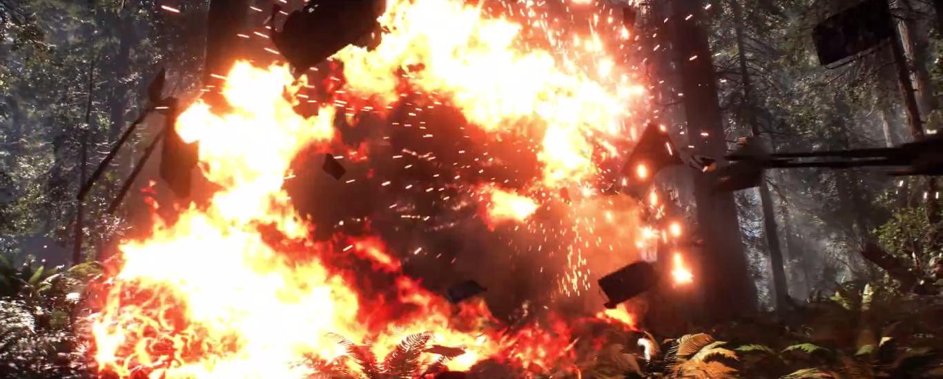Vehicle Exploding