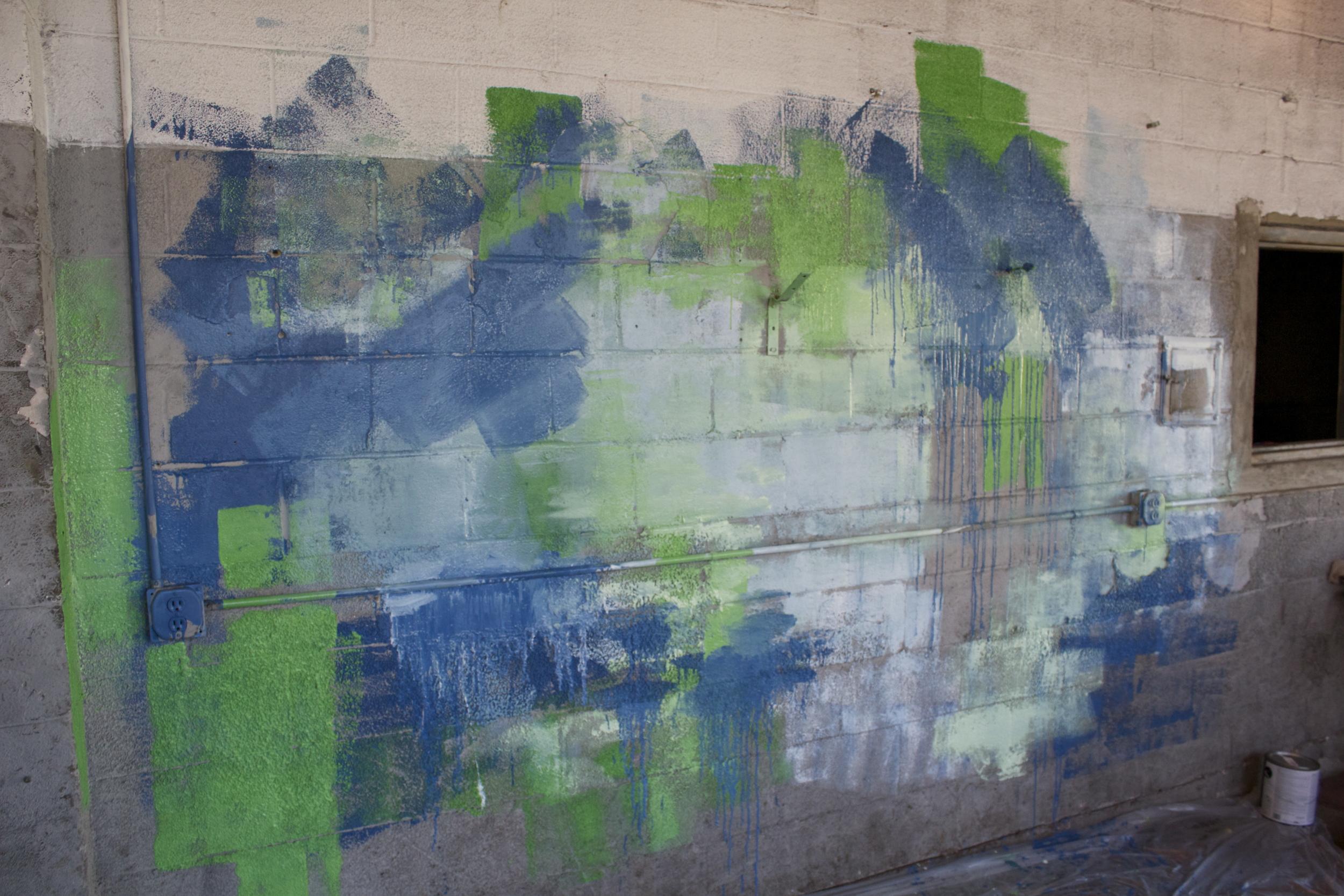 habitat for humanity mural -
