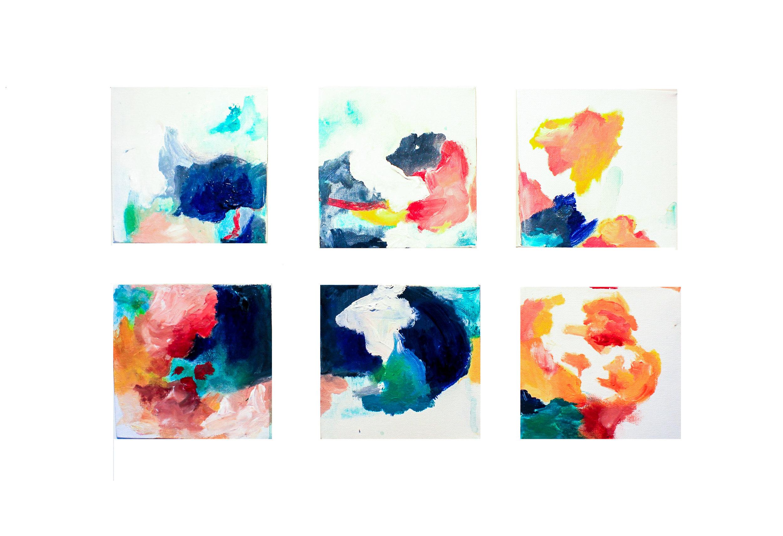 Color Composition 13-18