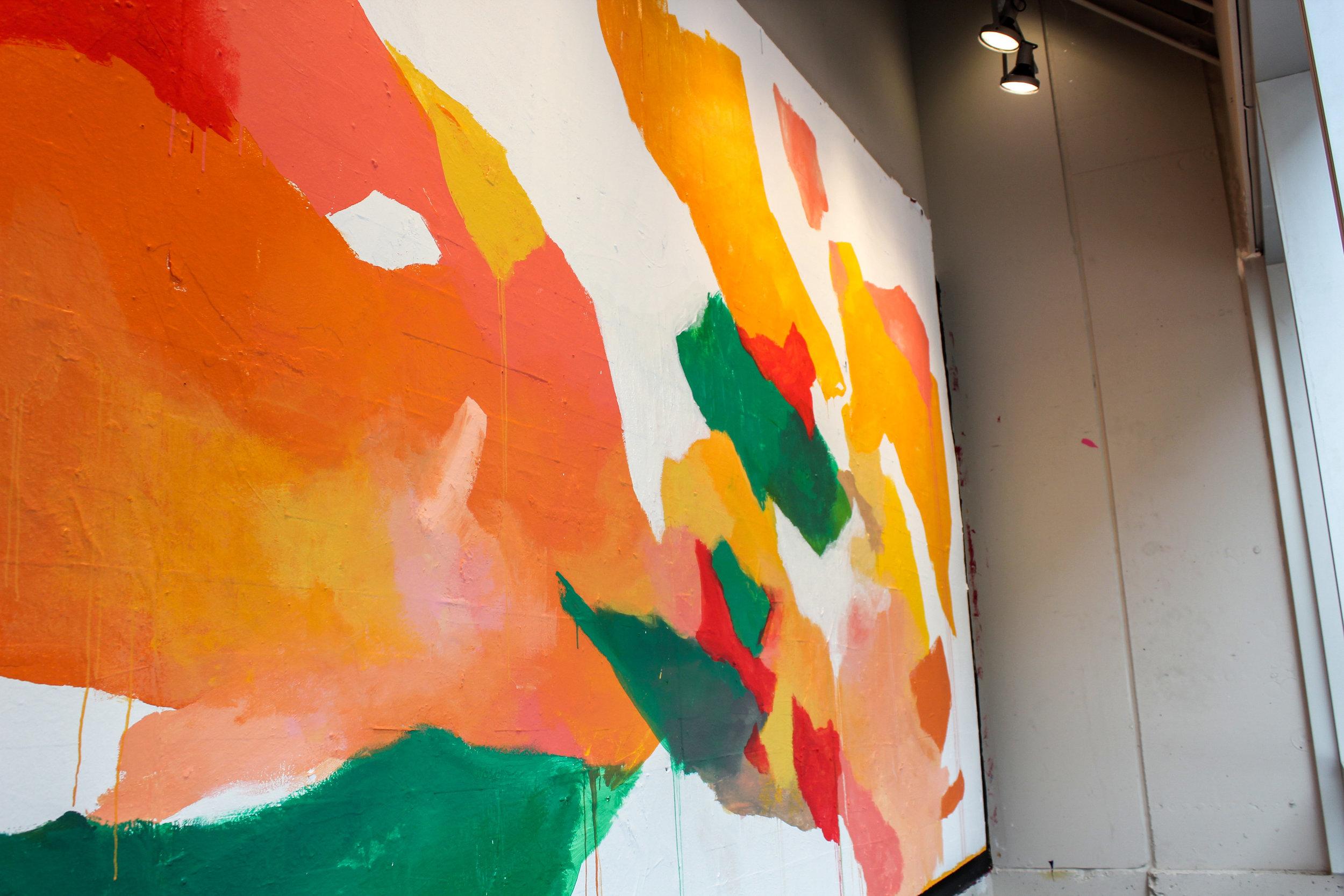 UICA mural -