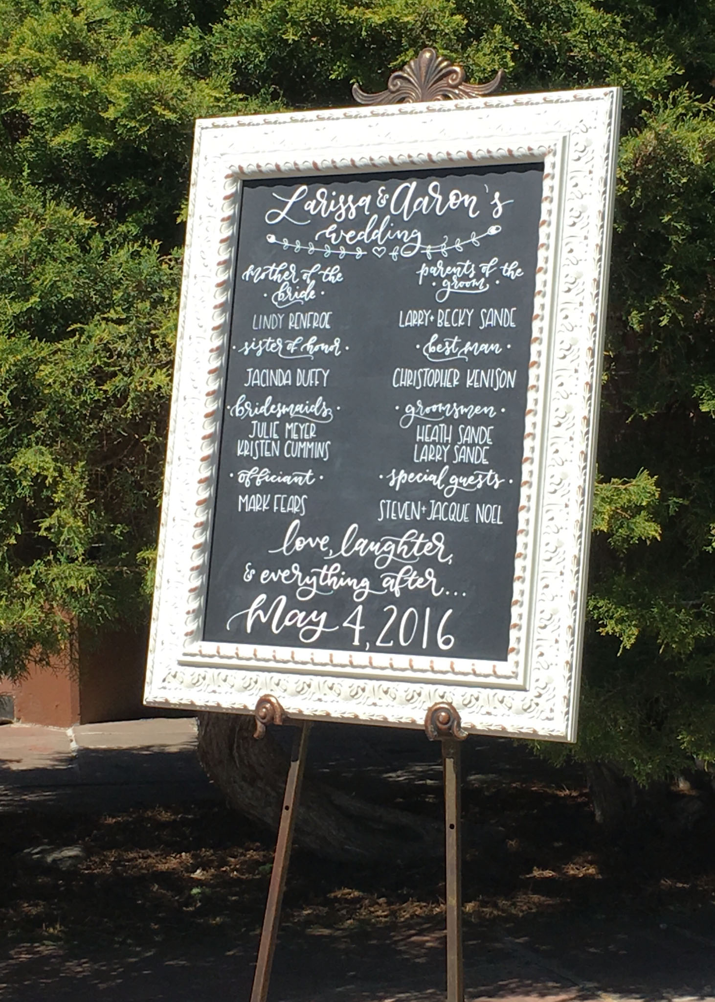 Boulder Wedding Program Chalkboard.jpg