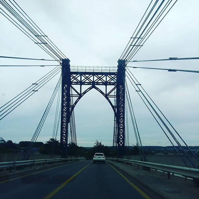 #bretagne & #bridge... #dayafterday #shoot #insta #instagram #gate #portail