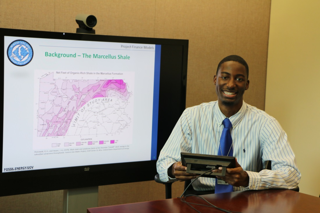 Mathematics student, future engineer, assesses economic viability of the Marcellus Shale gas wells as an energy source