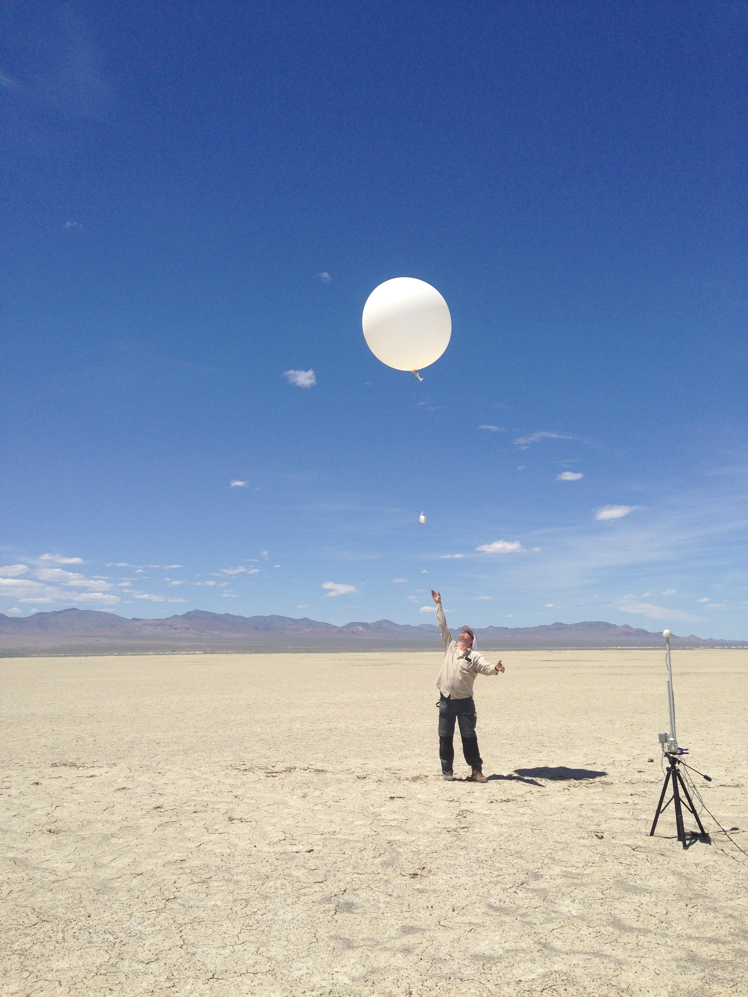 Rethinking Volcanology: Florian Max Schwandner, JPL Senior Fellow
