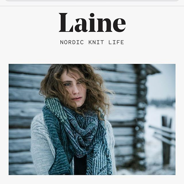 Welcome Laine Magazine Issue 7. Available in the shop today! #lainemagazine #chicagolys