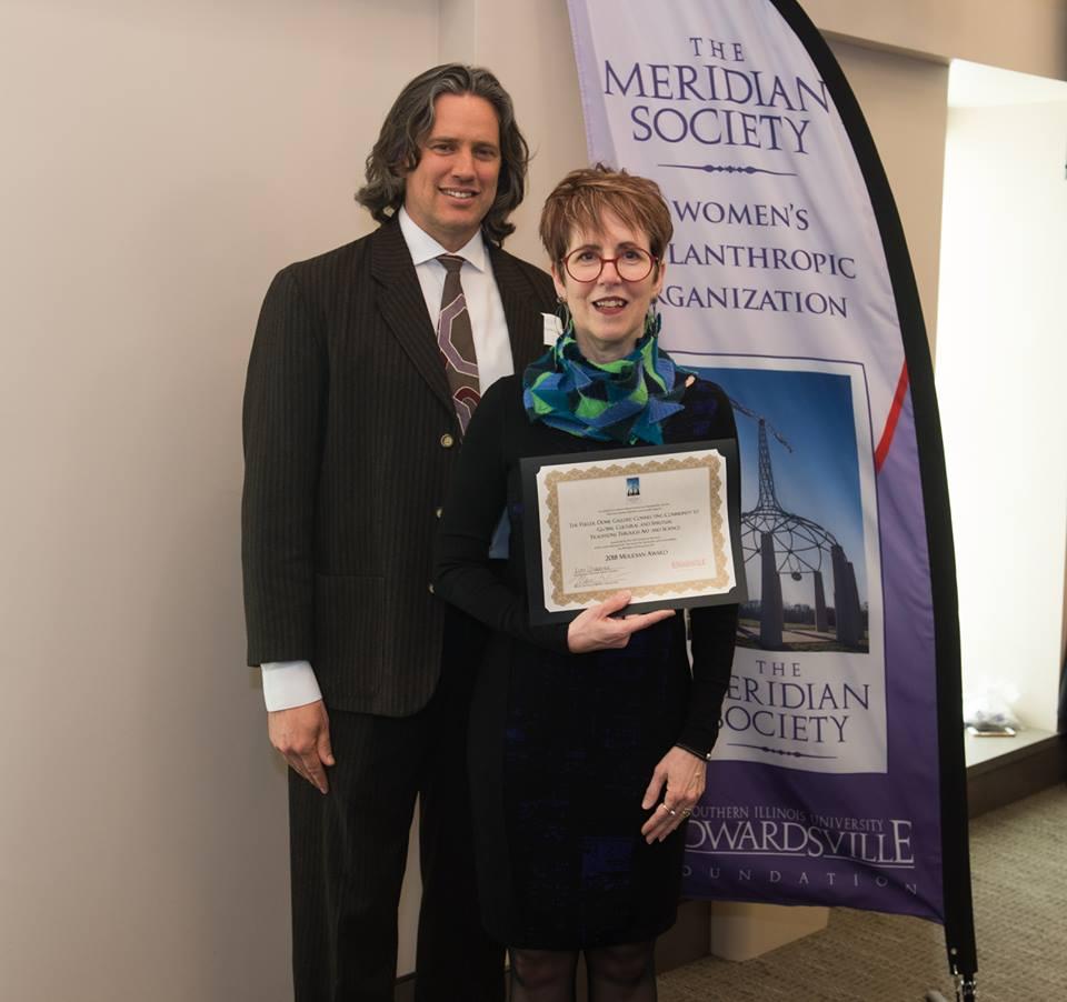 Benjamin Lowder Meridian Award.jpg