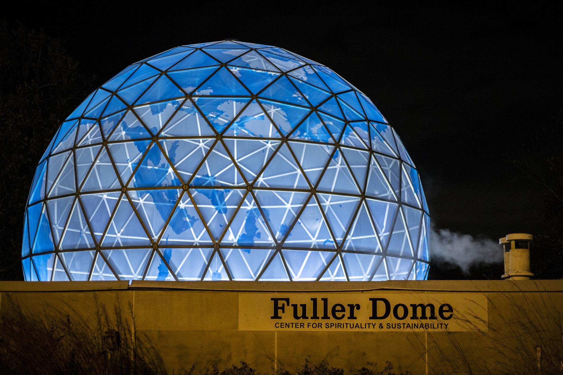 Web post Fuller Dome exterior.jpg