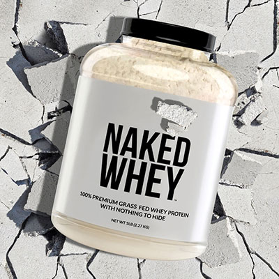 NAKED NUTRITION PROTEIN POWDER
