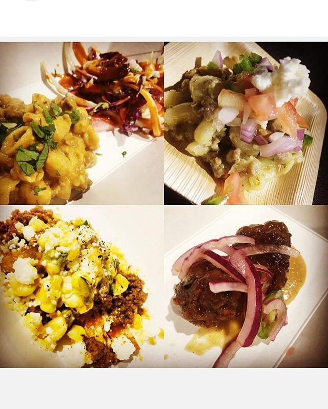 #CFC Denver Chefs ThrowDown on 9/25 at the @gridcollaborativeworkspaces Can you pick the winner?  #foodporn #chefs #culinaryfightclub #denver #cooking #foodsport #bojacksonsignaturesideliners