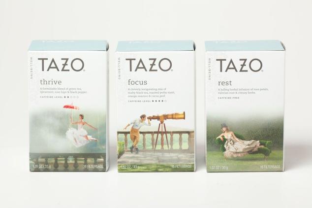 Starbucks Tazo Teas