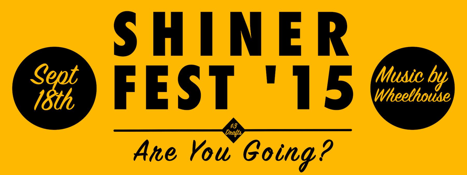 Shiner Fest