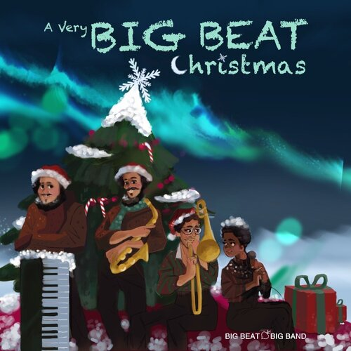 Artwork by Frankie Dixon. Click the image above to listen on YouTube! Don't Ryan, Phil, Caleb and Allison look cute and ready for the Holidays?