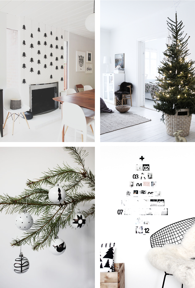 Sources:   45 Wall Design  |  Mokkasin  |  Brave New Home  |  Frichic