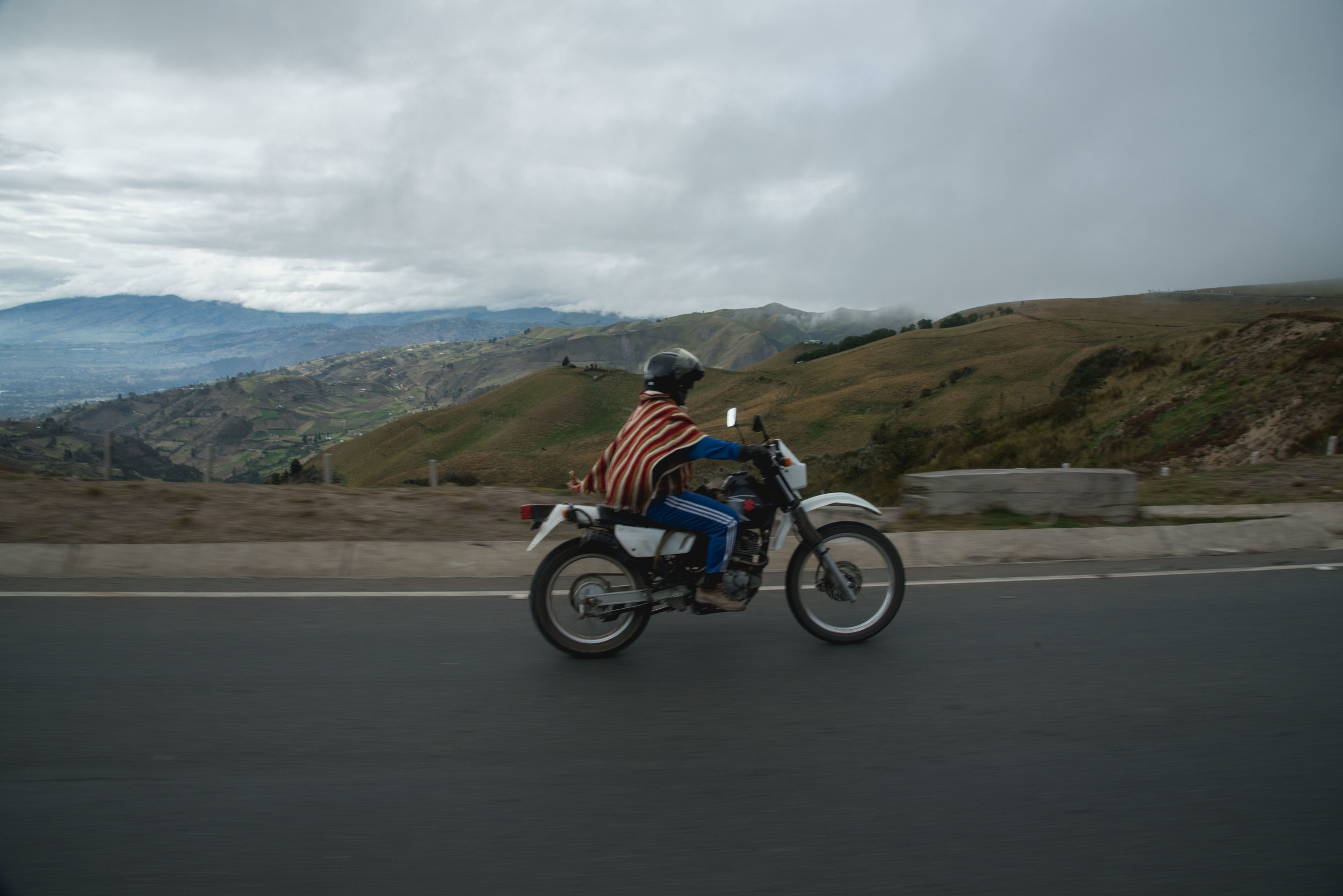 Poncho-Cycle