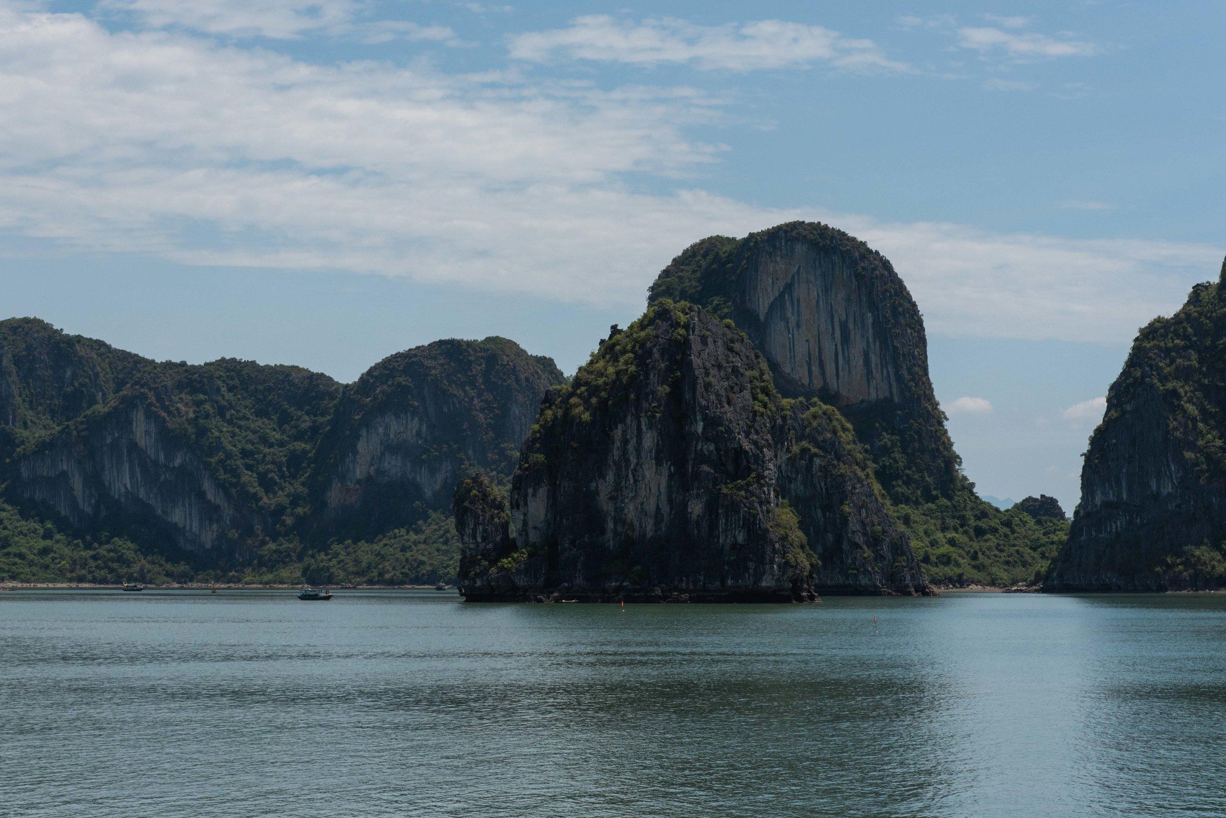 Vietnamese Half-Dome