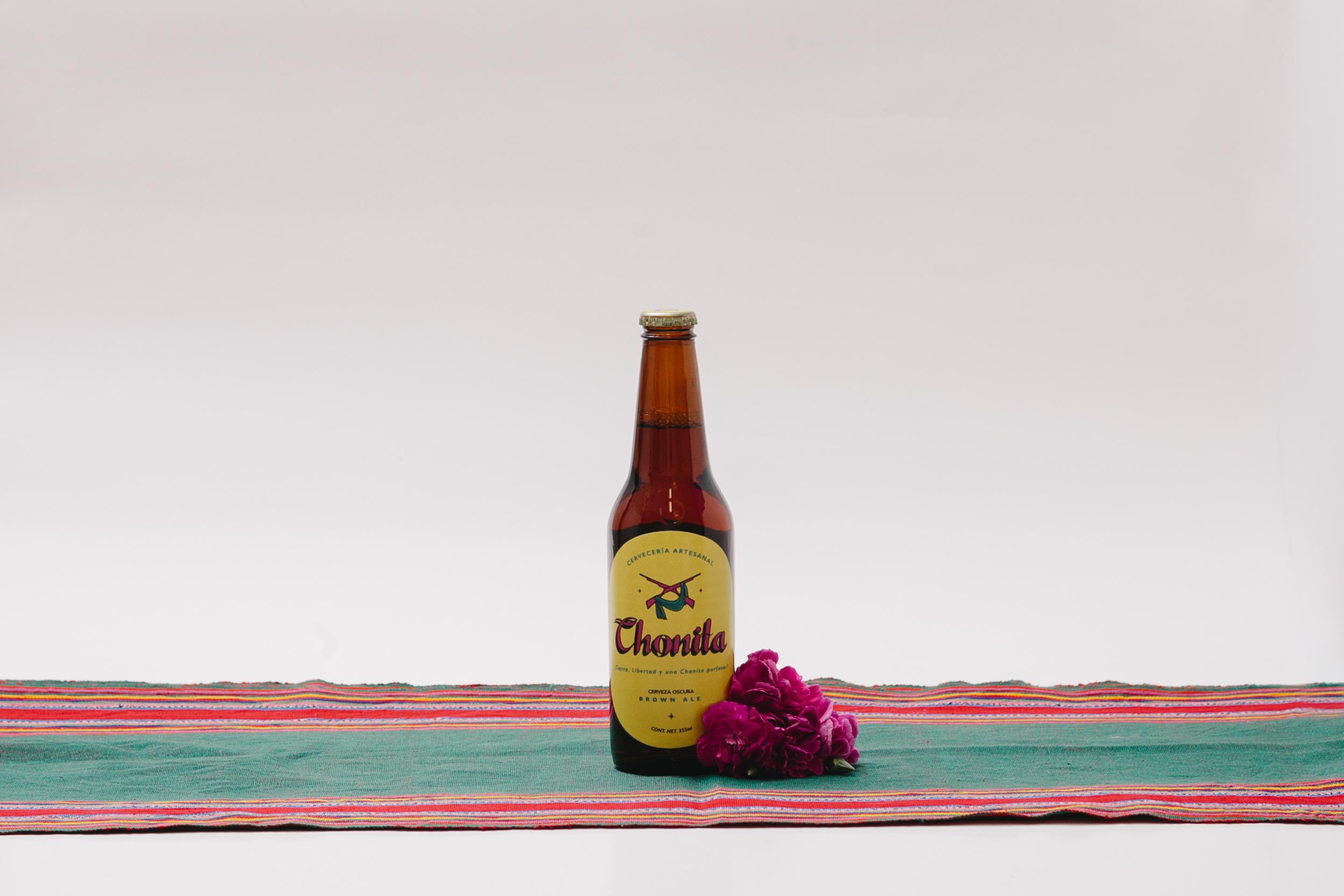 Proyecto Cerveza Chonita | Julia Dávalos