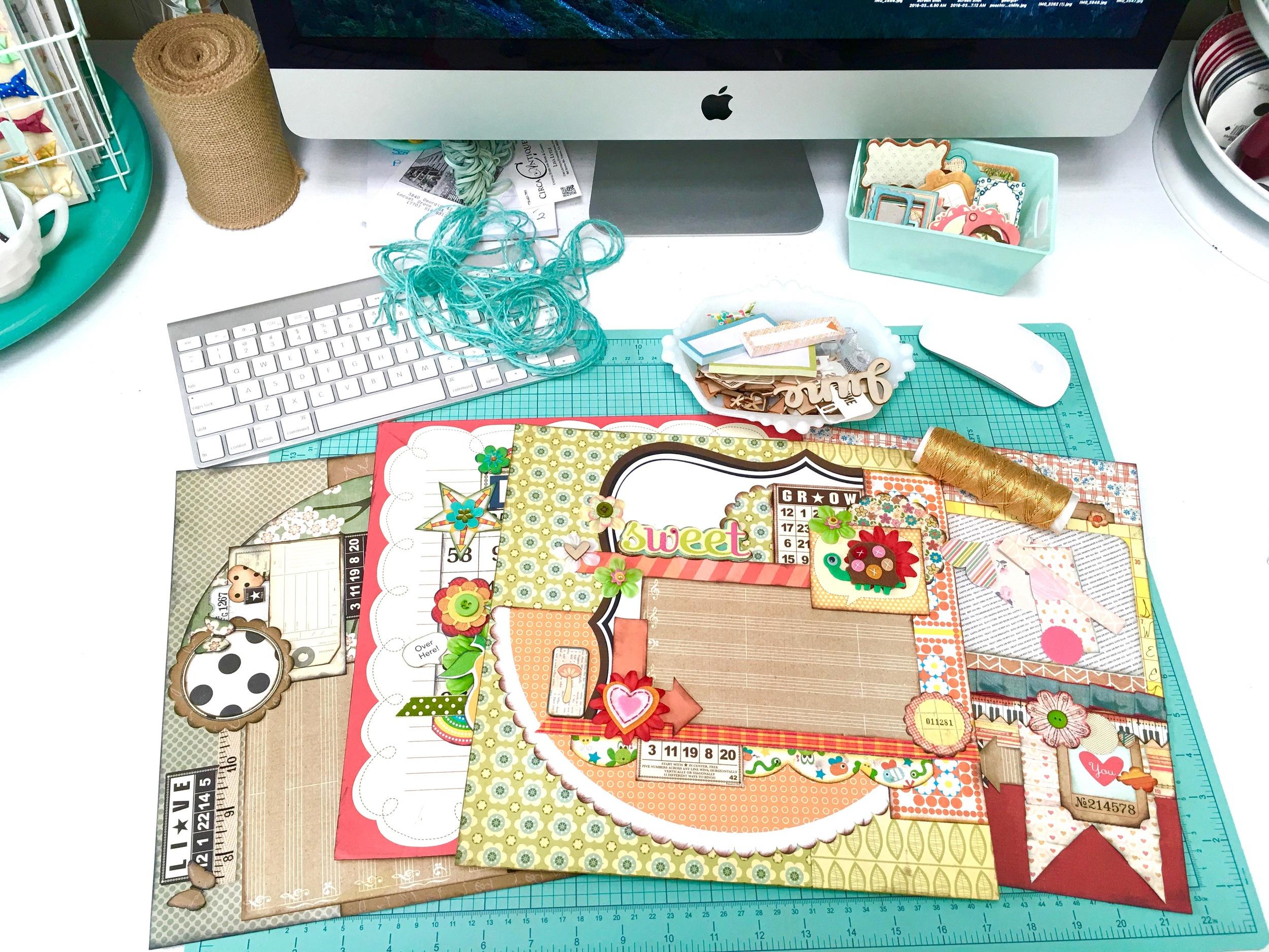 scrapbooking-scrapbook-desk-scrapbook-pages-a-peach-life