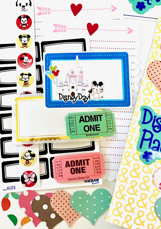 Magic Memories TN Kit supplies