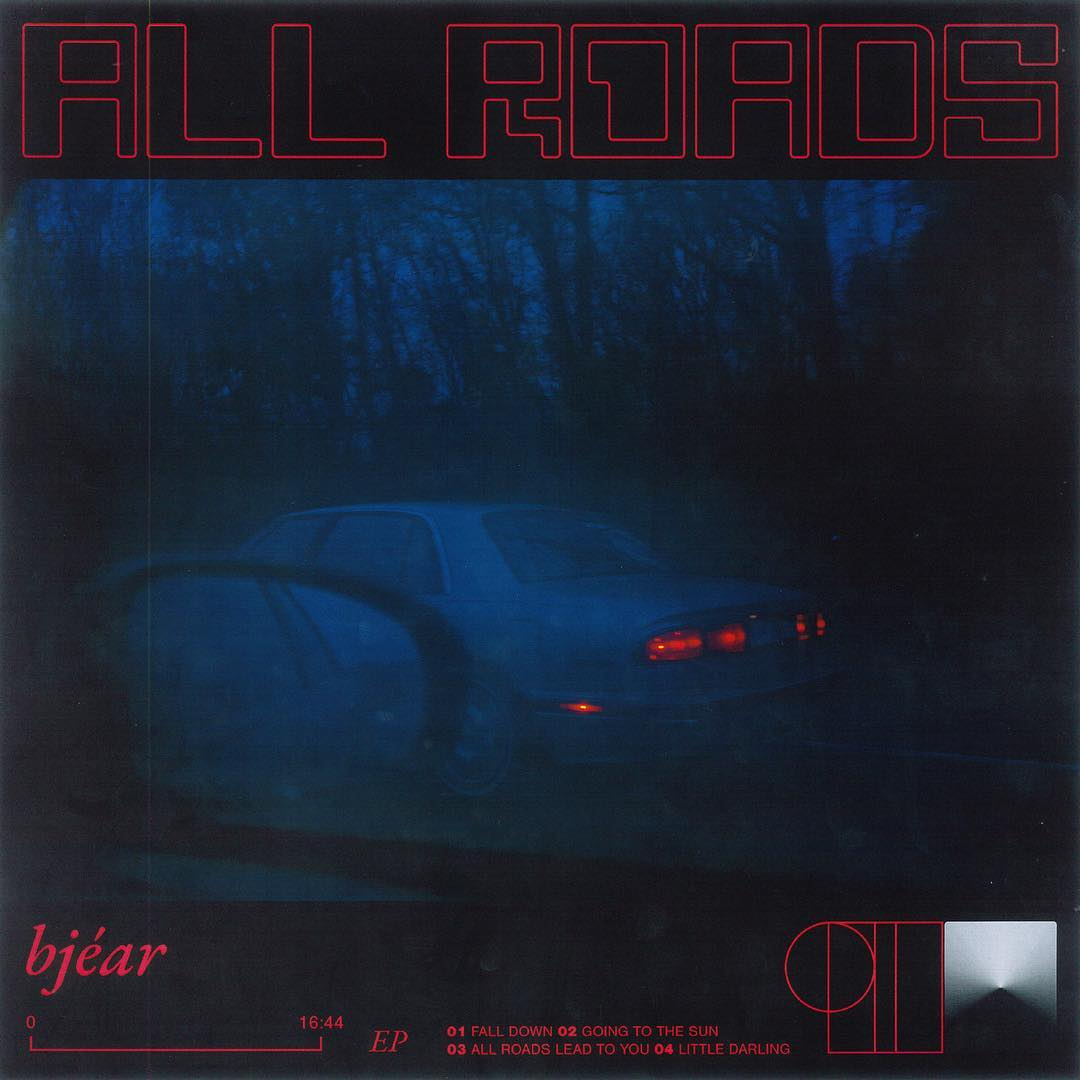 All Roads, Bjear   2019  EP