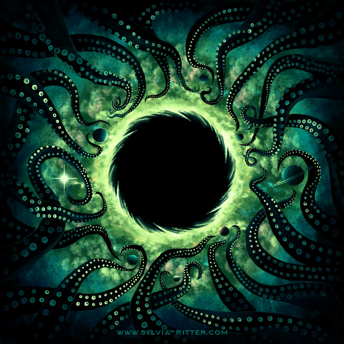 Album Art for Abysmii's Forgotten Eldritch Galaxy