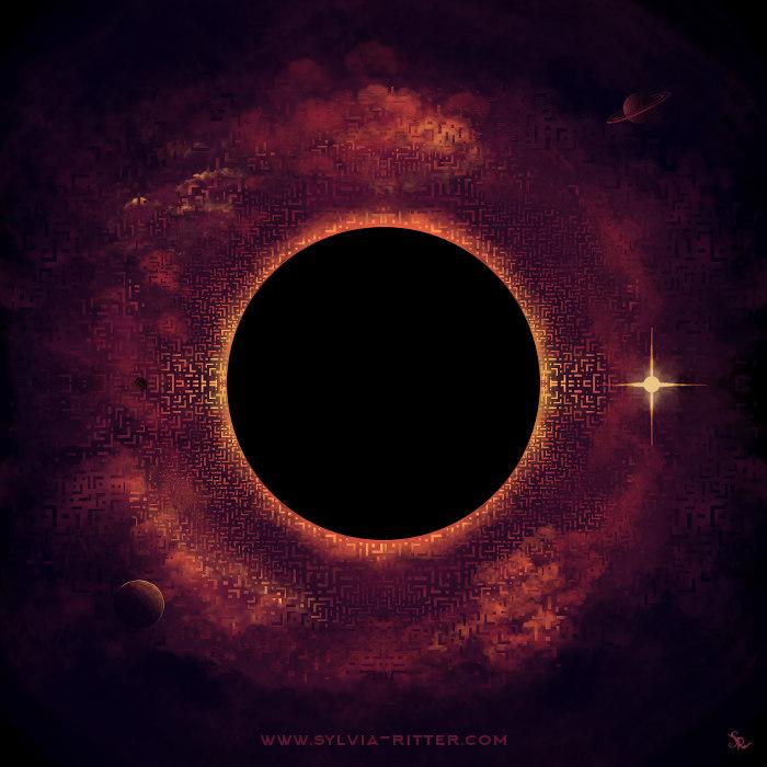 Sci-fi Album Art 2