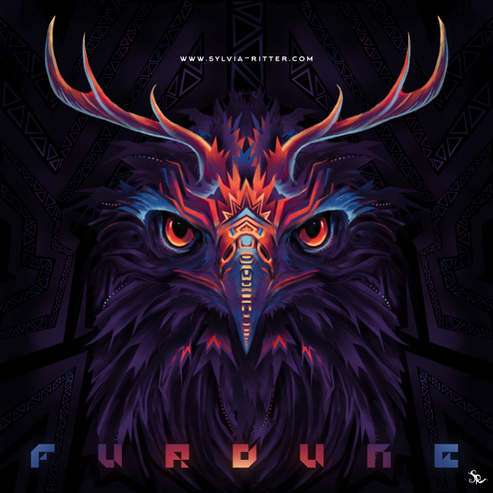 Eagle of Zeus - Album Art for Furdune