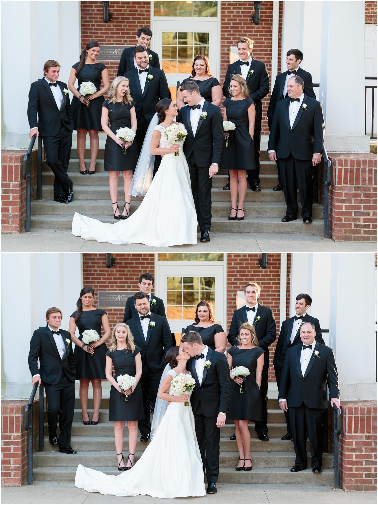 Bridal Party,To Color,bride,greenville wedding,groom,outdoor wedding,wedding,wedding photography,