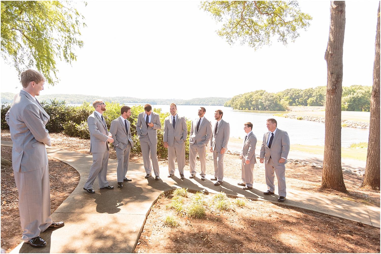 Bridal Party,bride,clemson golf course,clemson summer wedding,clemson tiger wedding,clemson tigers,clemson wedding,greenville wedding,groom,madren center,outdoor wedding,wedding,wedding photography,
