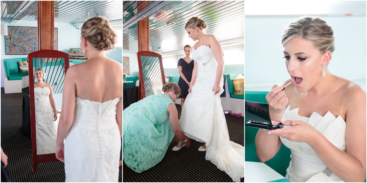 Getting Ready,ashley river,charleston,wedding,