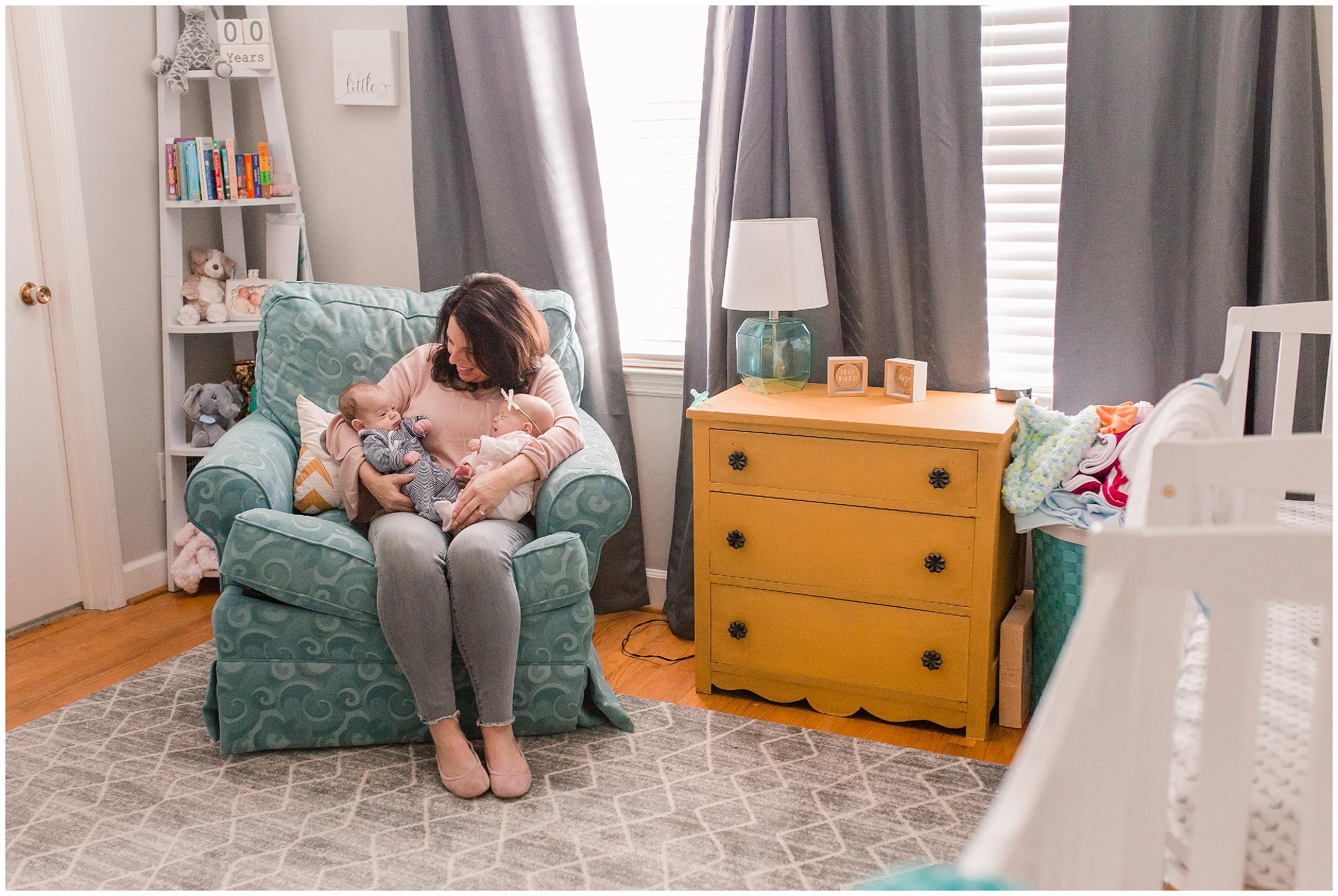 Carolinas Home Newborn Photographer