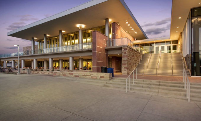 Lory Student Center -