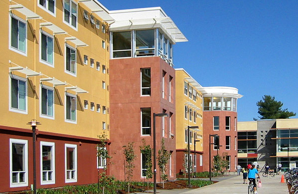 Tercero Residence Halls -