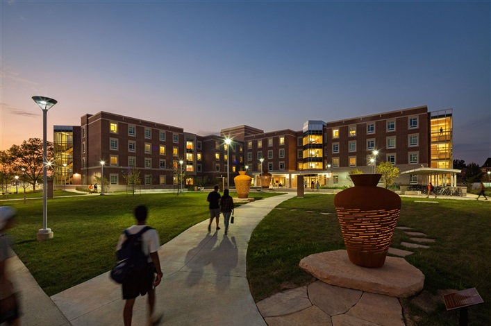 Ikenberry Commons -