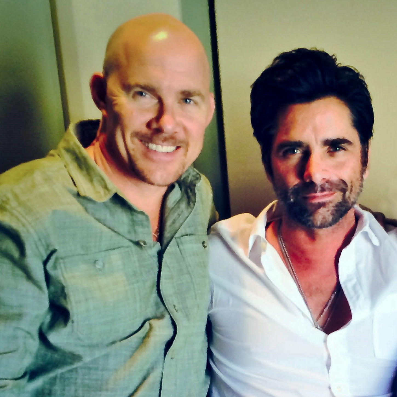 Todd & John Stamos