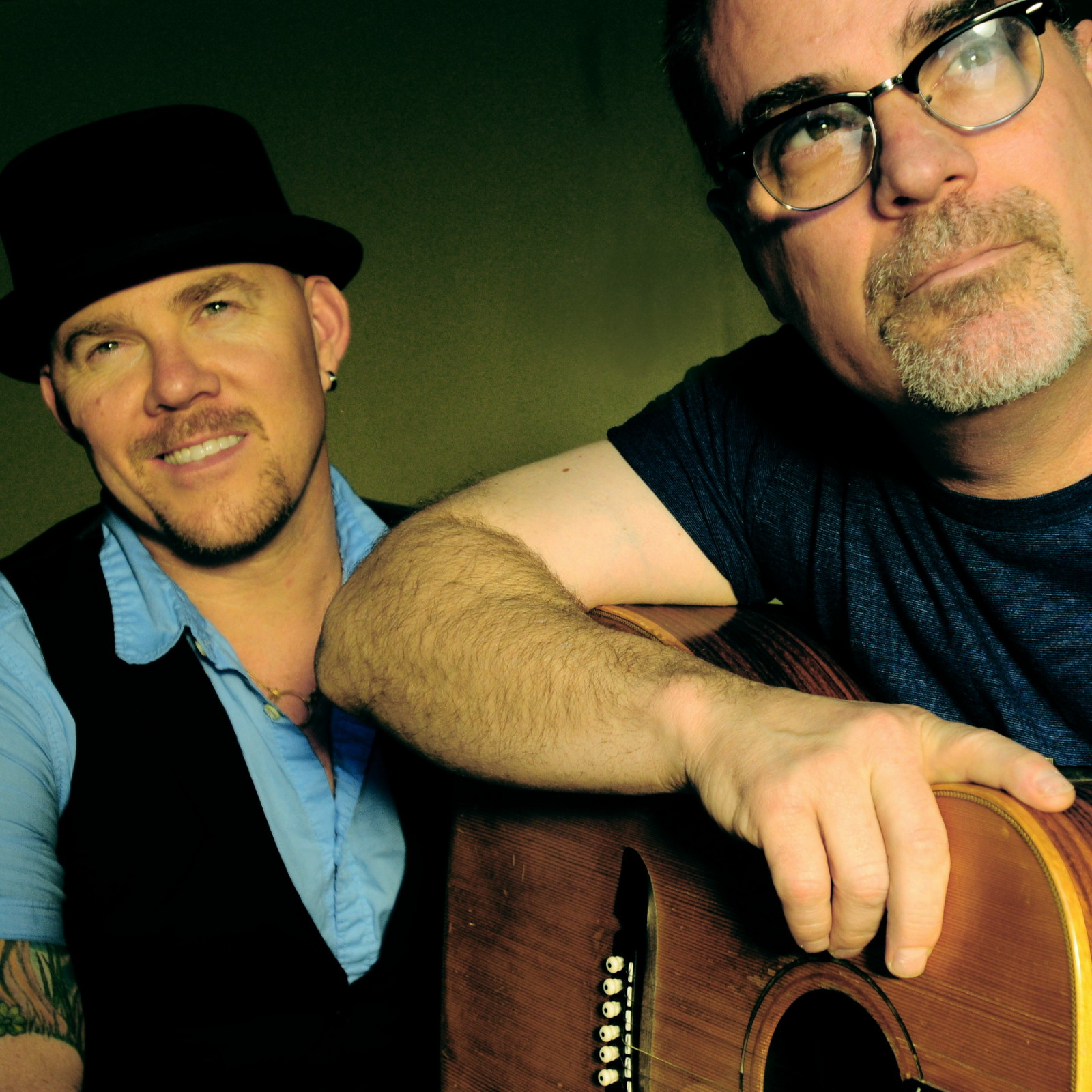Todd & Kevin Fisher
