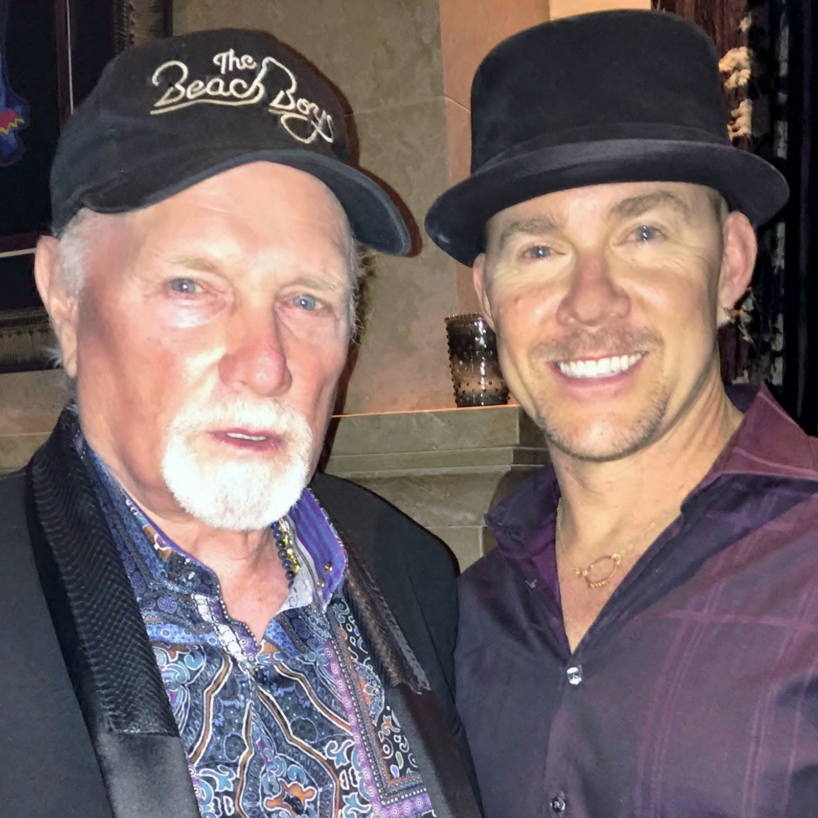 Todd & Mike Love