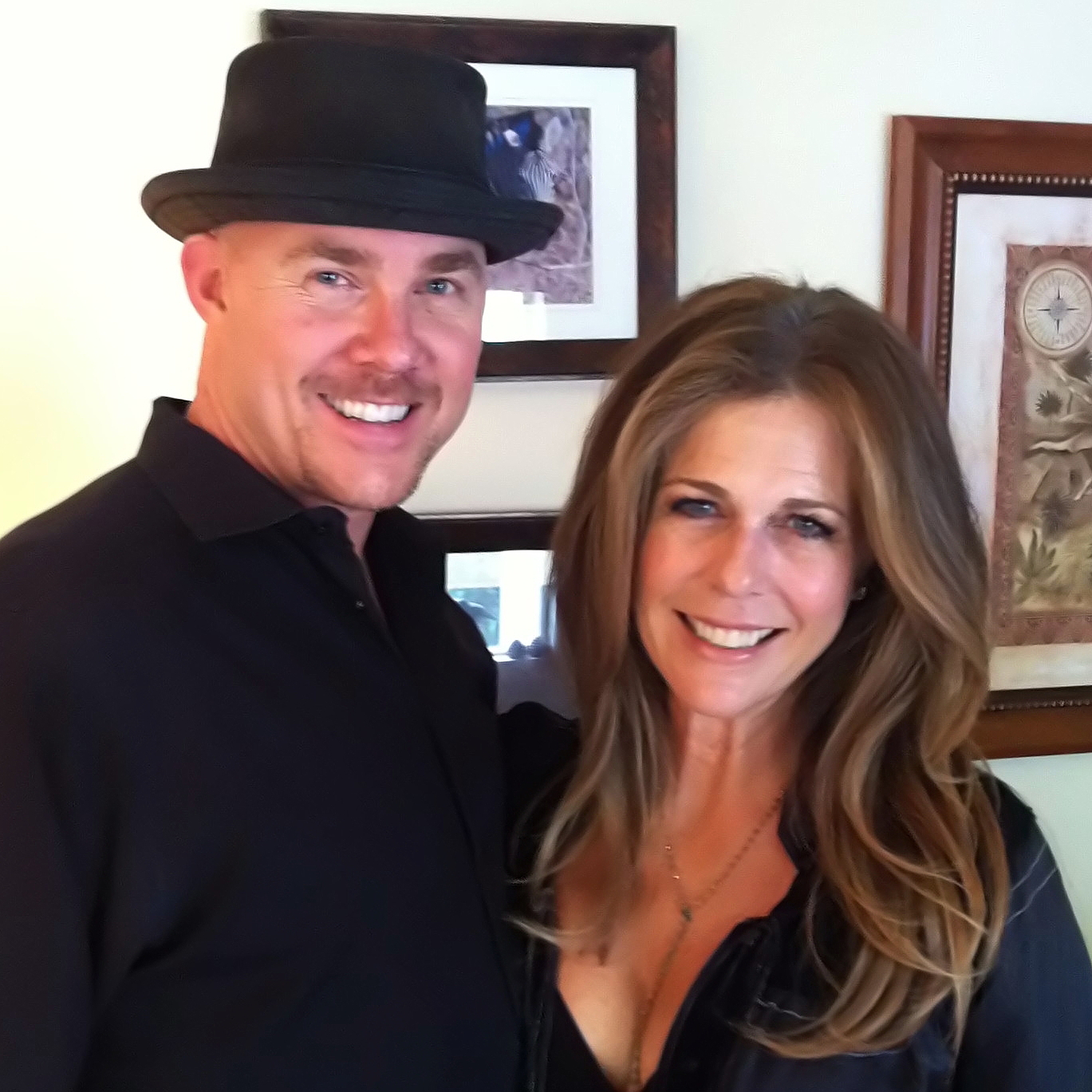 Todd & Rita Wilson