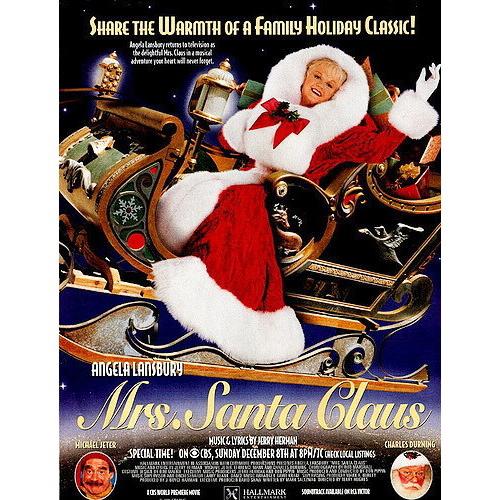 Mrs. Santa Claus [Angela Lansbury Vocal Director]