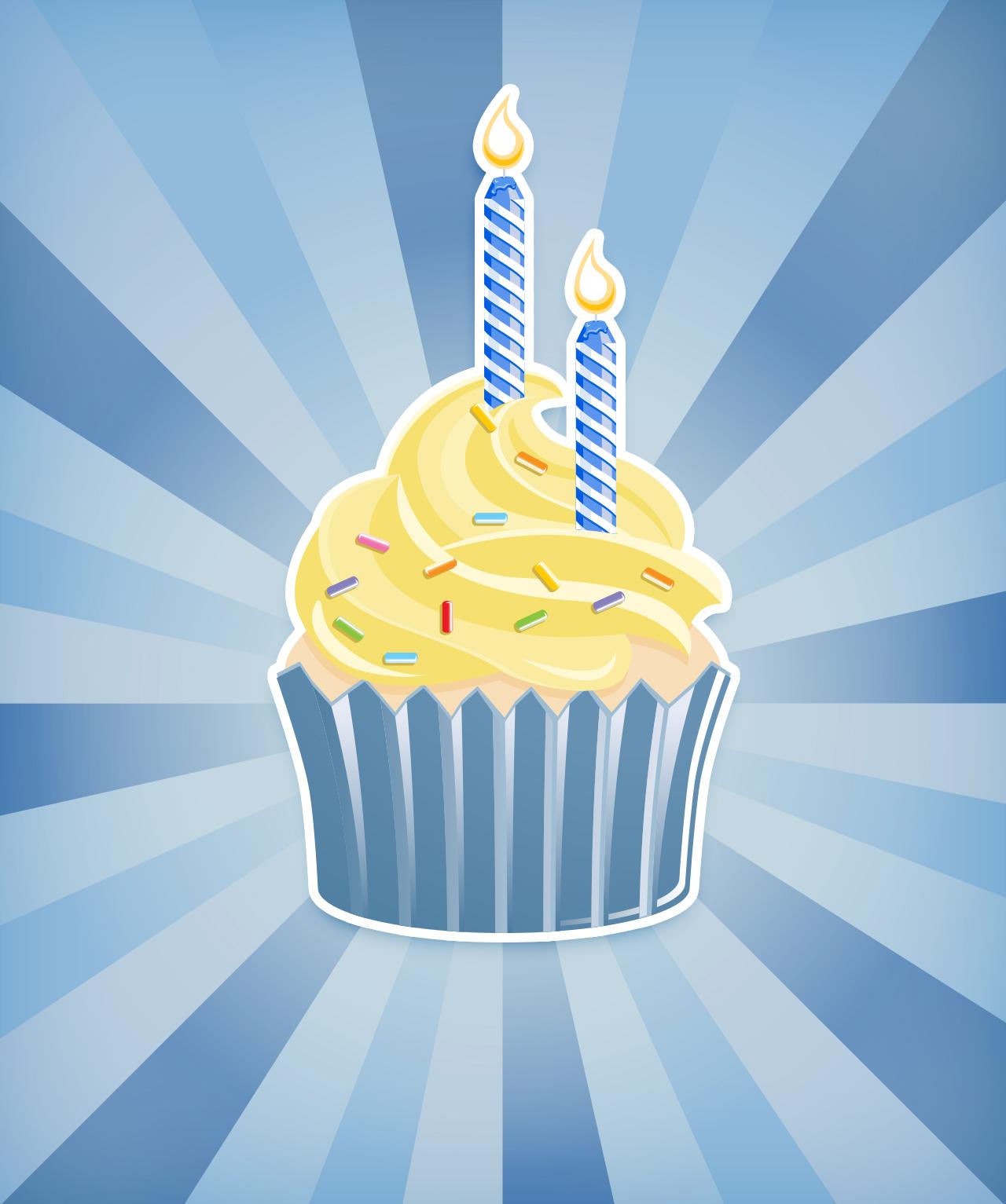 Khaki Shorts turned 2 today! Happy Birthday Blog!