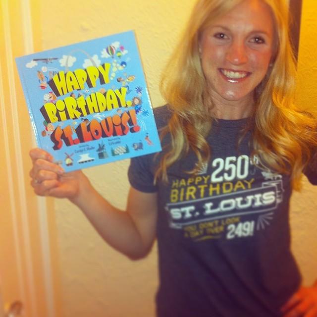 """Happy Birthday, St. Louis!"" is here!"