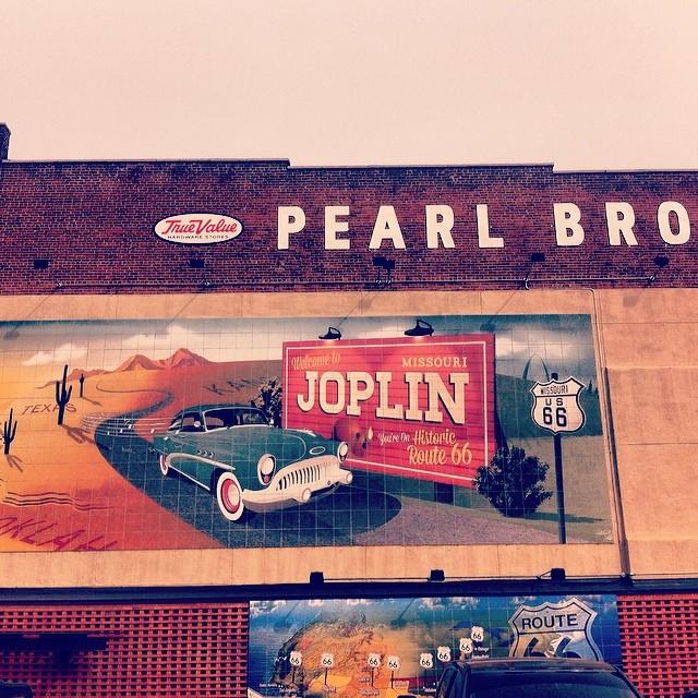 Successful trip to Joplin!