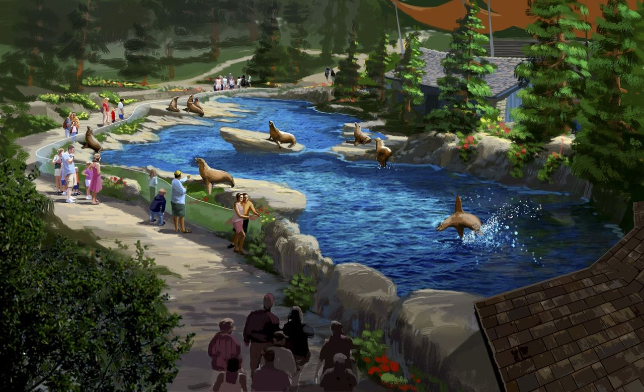 the new sea lion sound opening saturday!