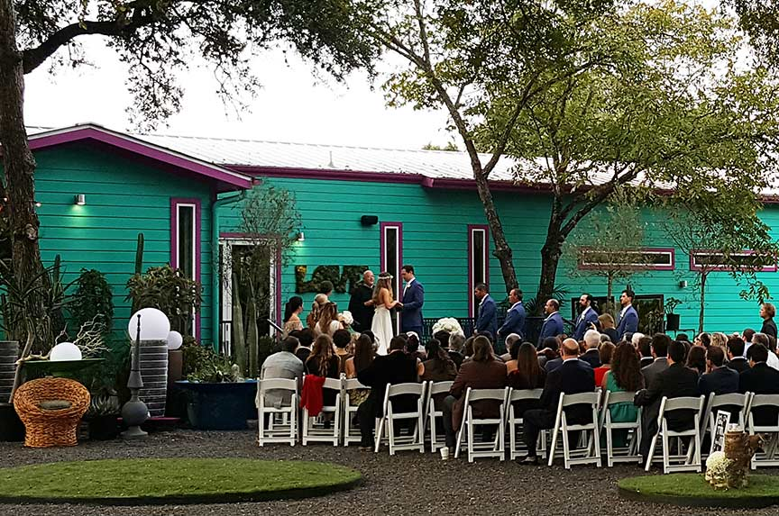 Unforgettable Event & Wedding Venue in the Heart of Austin