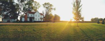 Farm house in Nachusa