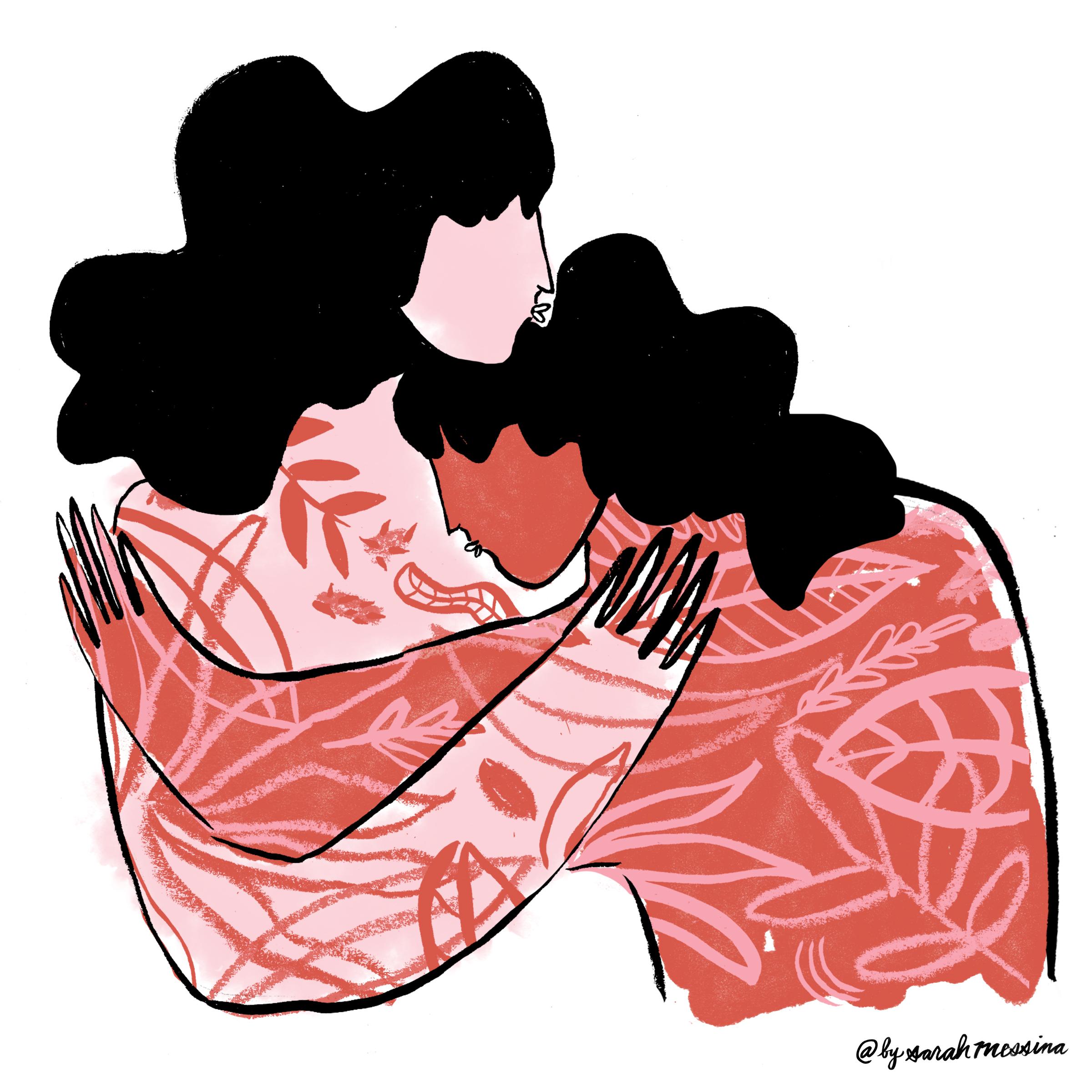 Art by  Sarah Messina