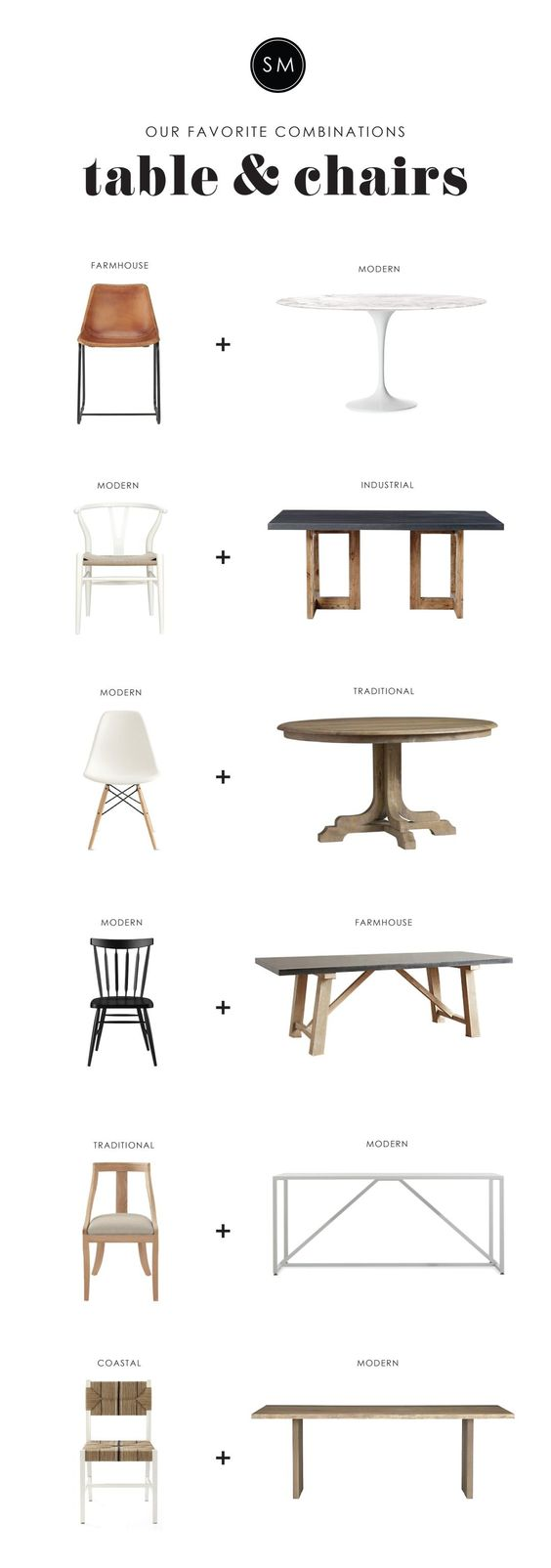 Table + Chair Combinations Studio McGee.jpg