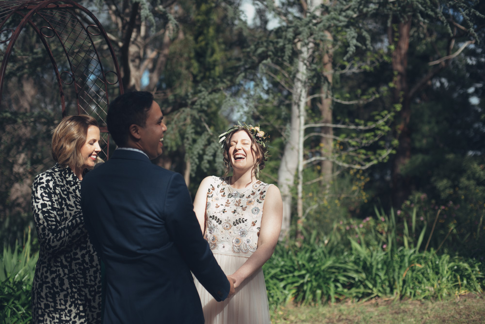 Kate + Ron 22.10.16 @ Adelaide Hills